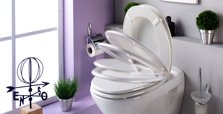 abattant wc silencieux