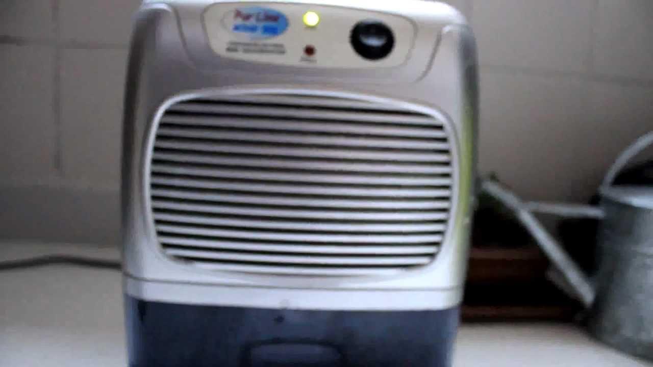 absorbeur d humidité efficace