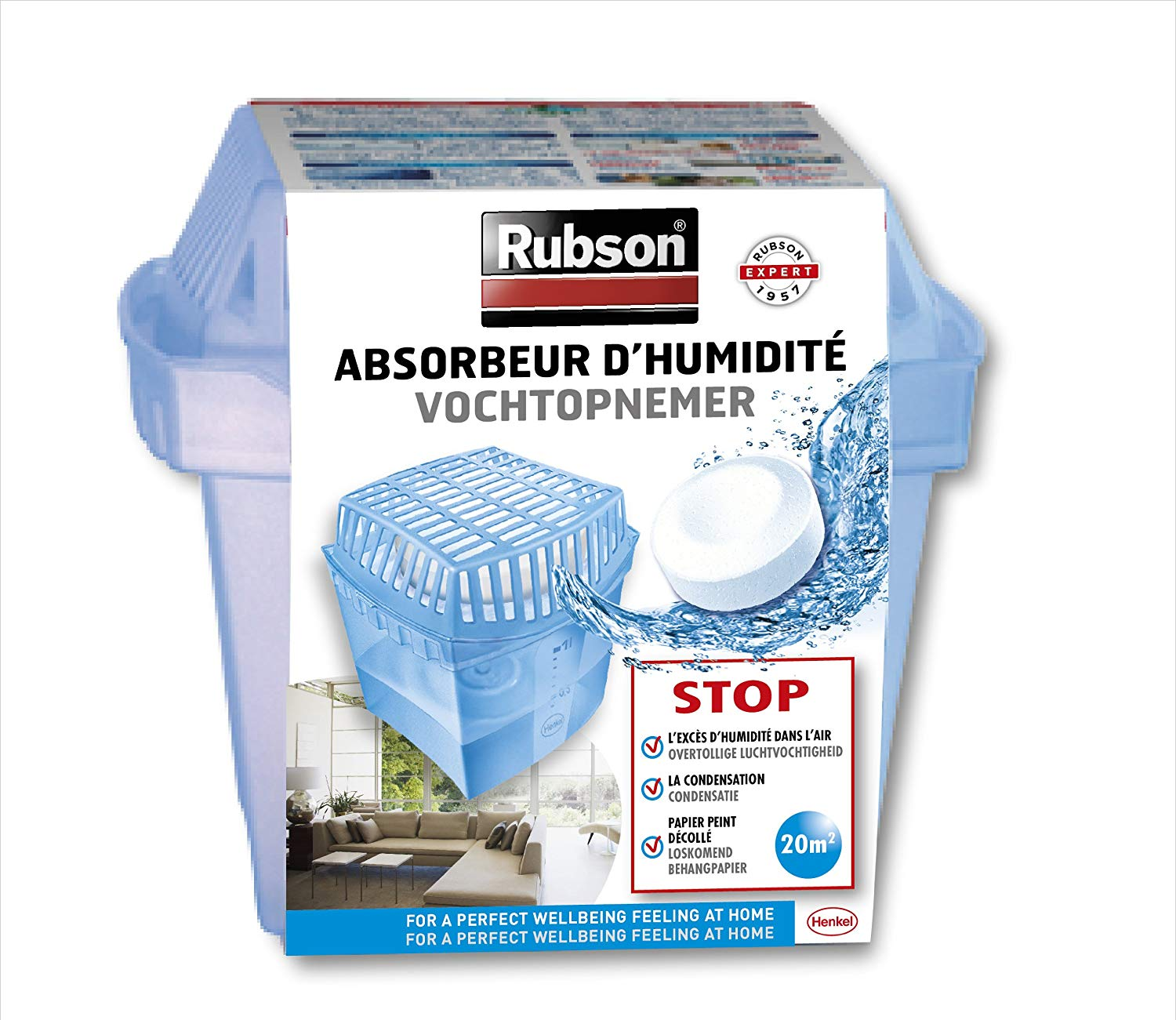 absorbeur humidite