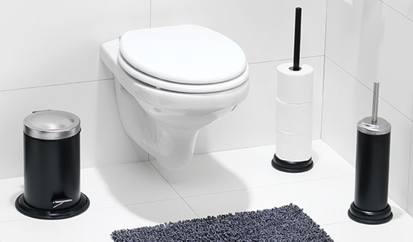 accessoires wc luxe