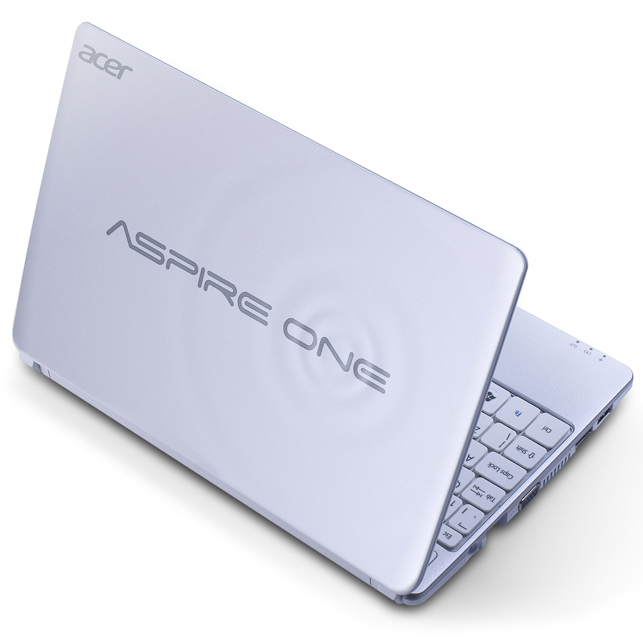 acer aspire one blanc