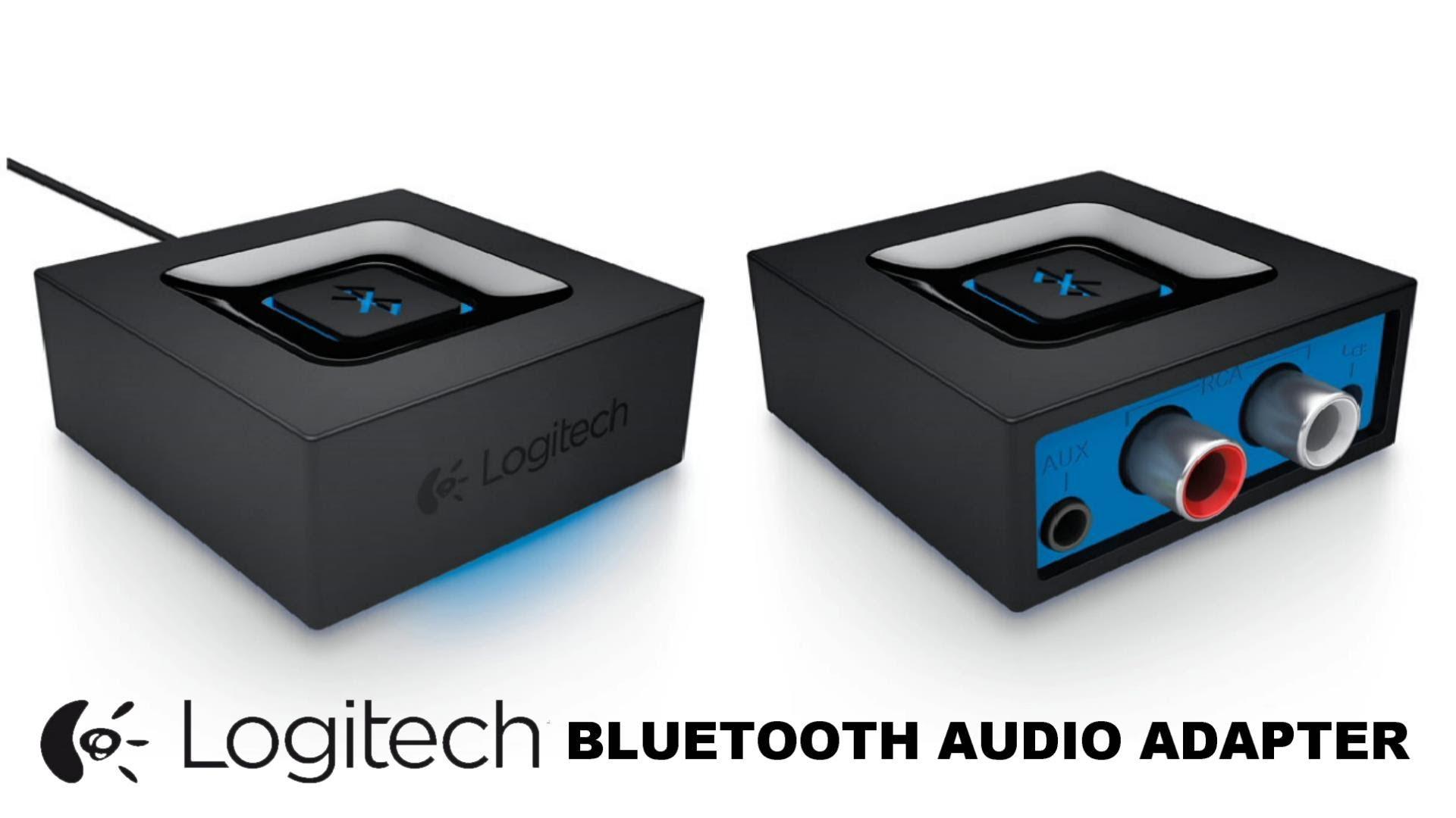 adaptateur logitech bluetooth