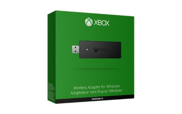 adaptateur sans fil xbox 360 pour windows (pc)