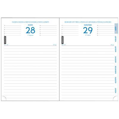 agenda scolaire journalier