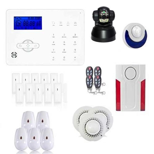 alarme maison ip