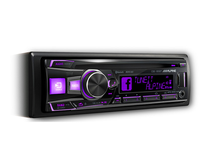 alpine autoradio