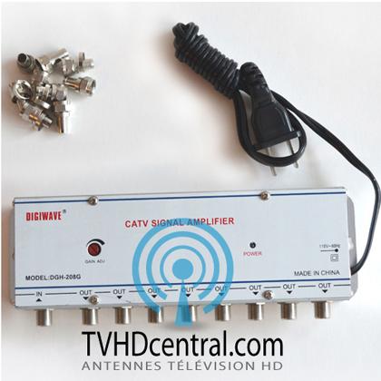 amplificateur tv hd