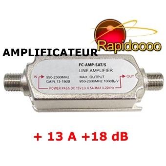 amplifier signal tnt