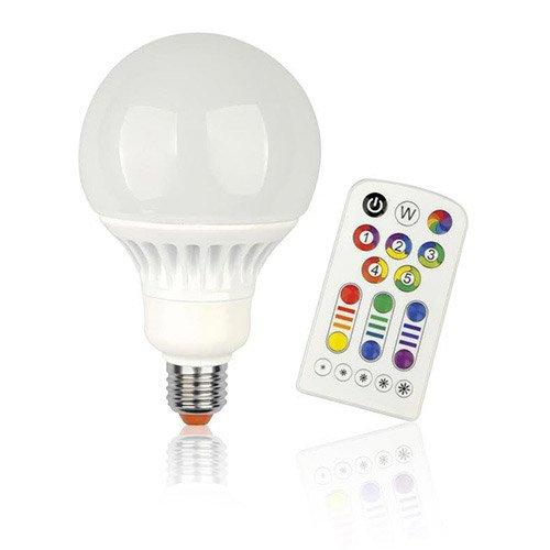 ampoule changement de couleur