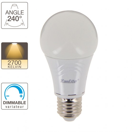ampoule dimmable