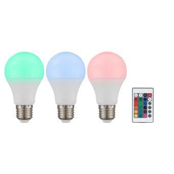 ampoule e27 couleur changeante