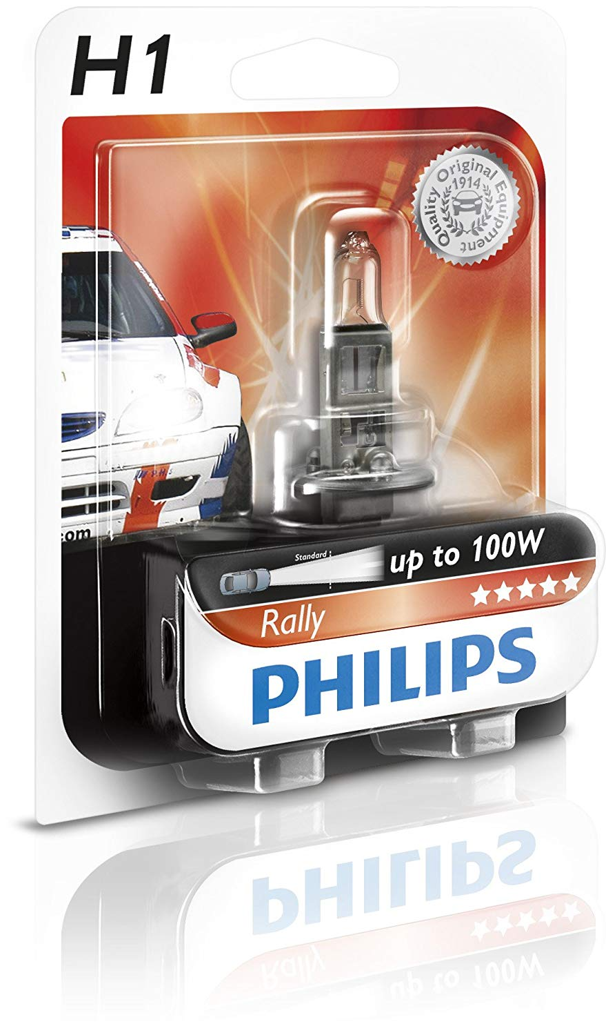 ampoule h4 100w philips