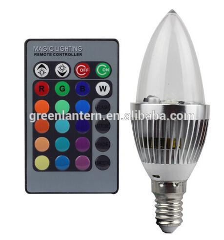 ampoule led couleur e14