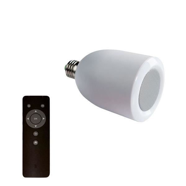 ampoule led enceinte bluetooth 10w
