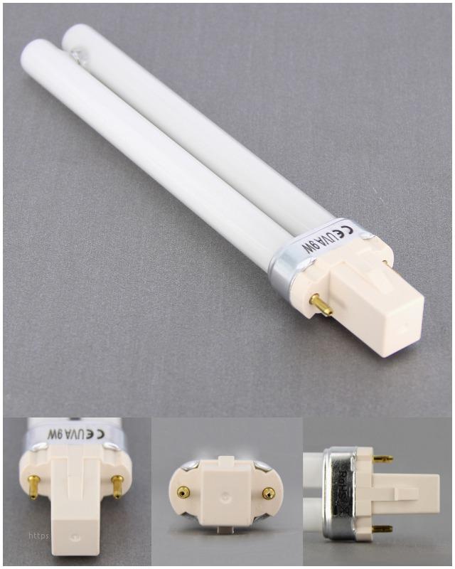 ampoule pour lampe uv ongle