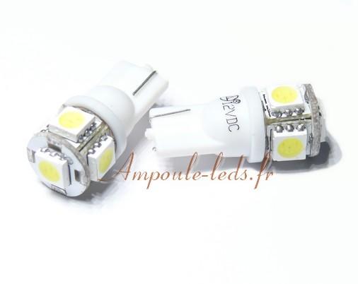 ampoule t10 led