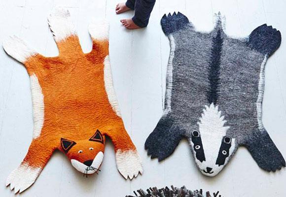 animal tapis