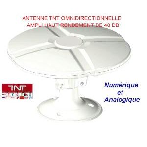 antenne omnidirectionnelle tnt camping car