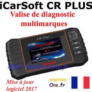 appareil diagnostic auto multimarque