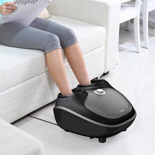 appareil massage pieds reflexologie