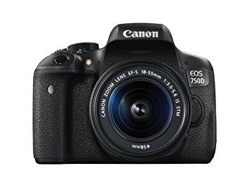 appareil photo canon 750d