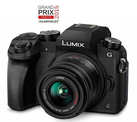 appareil photo panasonic 4k