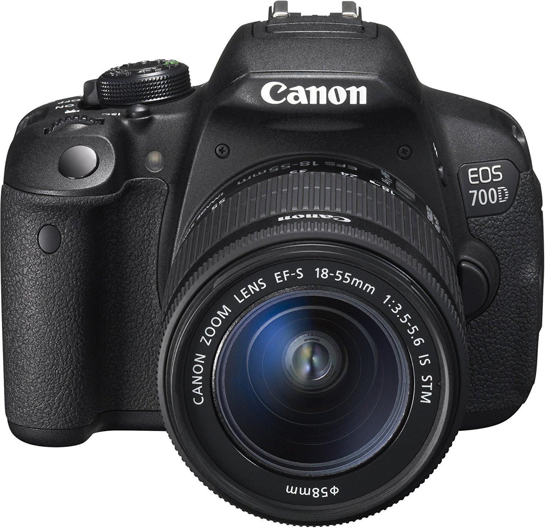 appareil photo reflex numérique canon