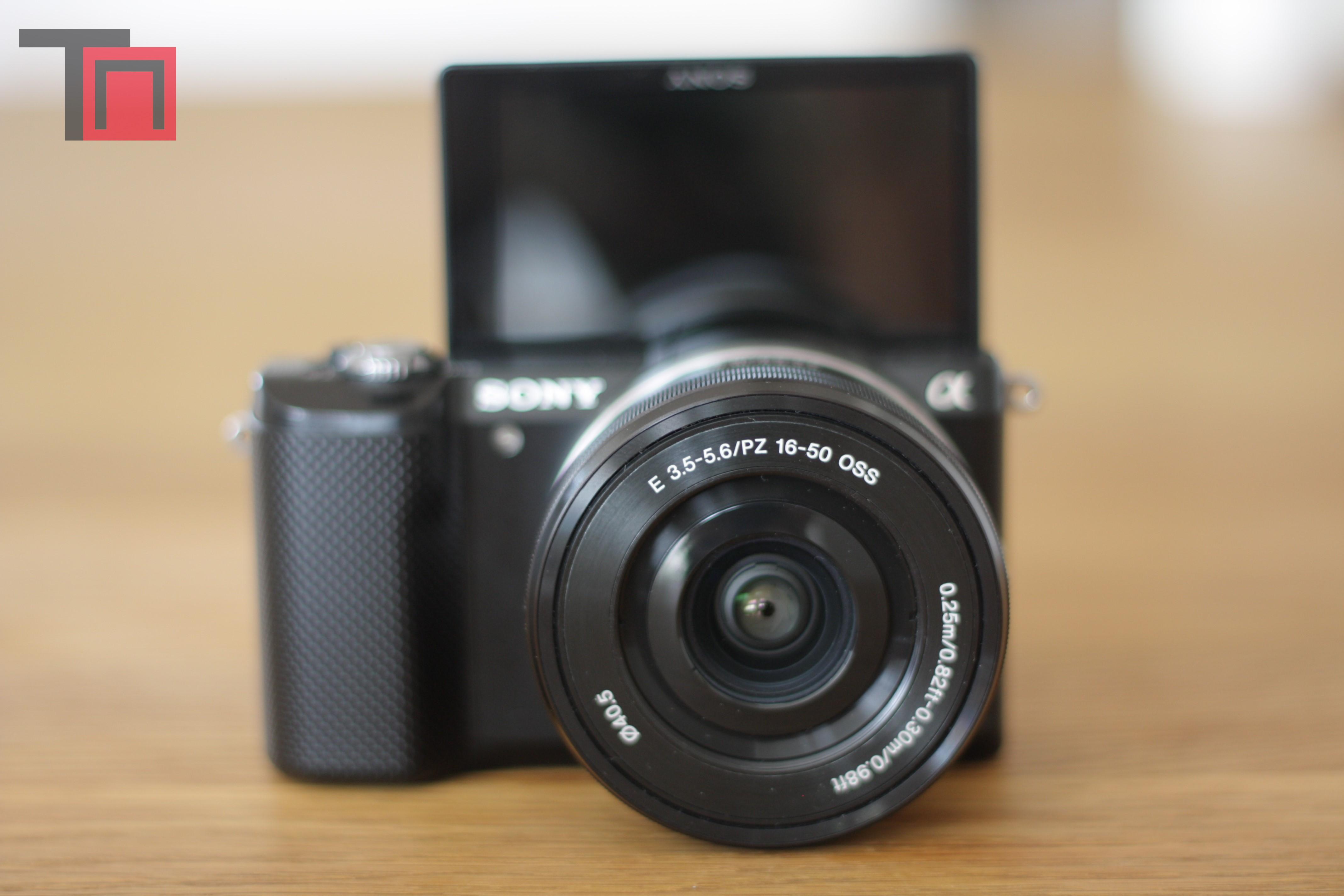 appareil photo sony 5000