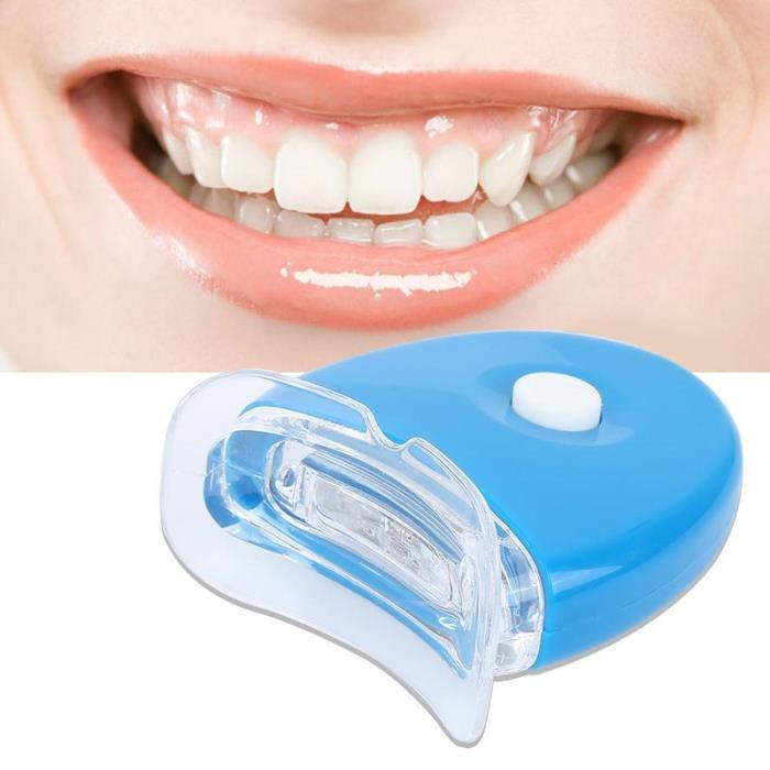 appareil pour blanchir les dents