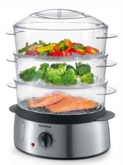 appareil pour cuisiner a la vapeur