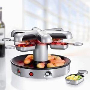appareil raclette design