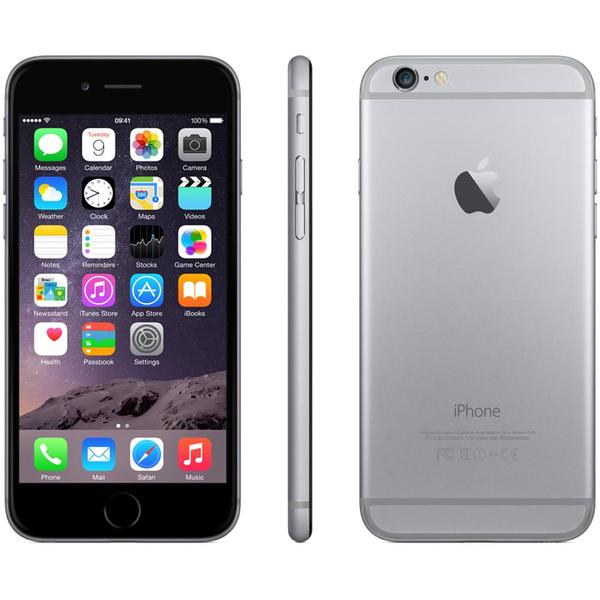 apple iphone 6 gris sidéral 16go