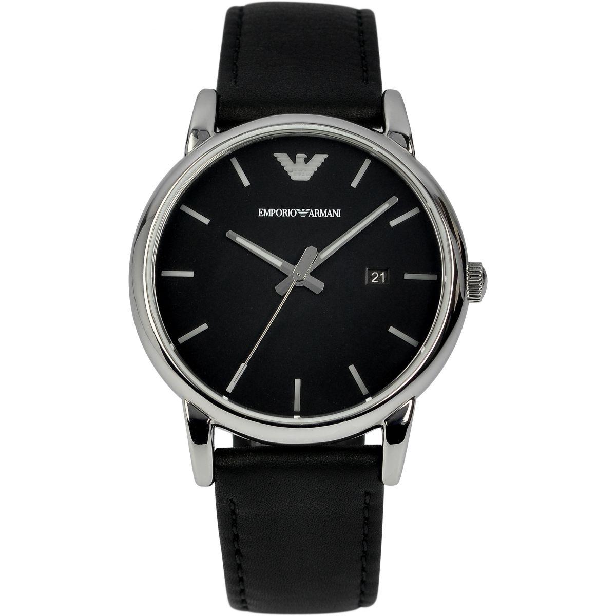 armani montre