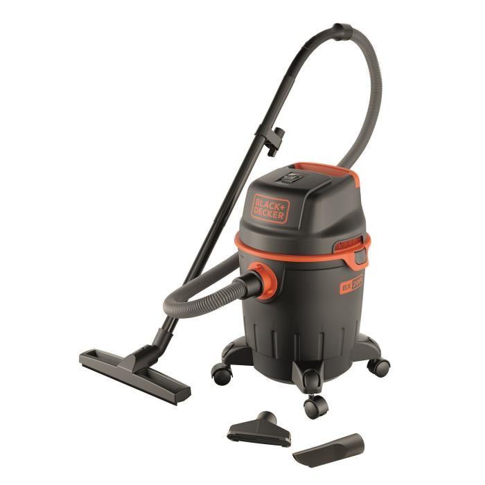aspirateur black et decker eau et poussière
