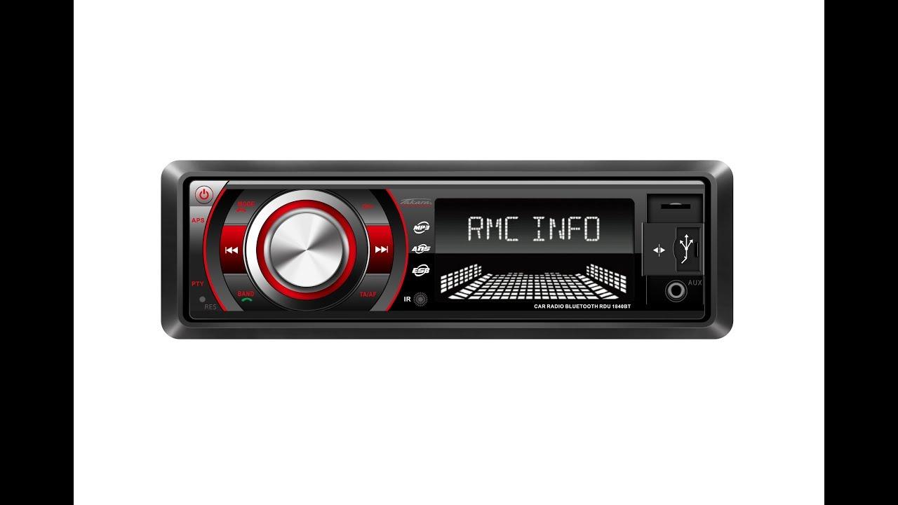auto radio takara