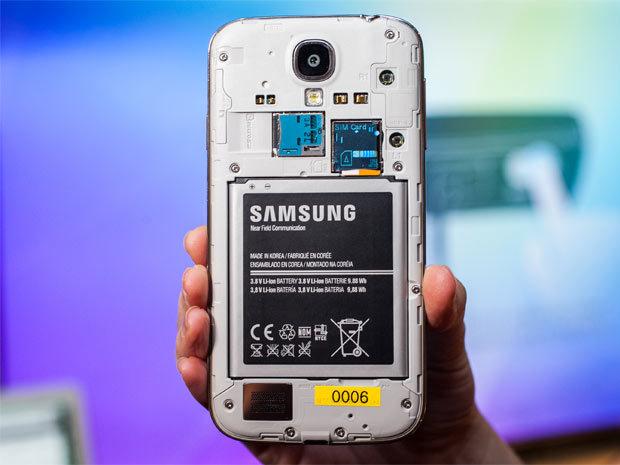 autonomie batterie samsung galaxy s4