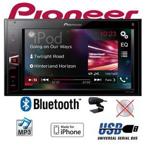 autoradio pioneer iphone