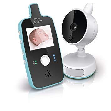 avent babyphone video