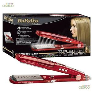 babyliss steam