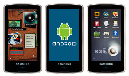 baladeur mp3 android