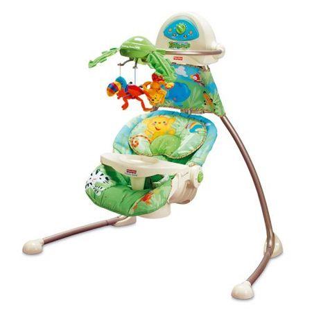 balancelle fisher price jungle 3 en 1