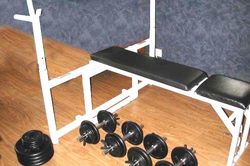 Avis Banc De Musculation Fait Maison Consulter Le Test