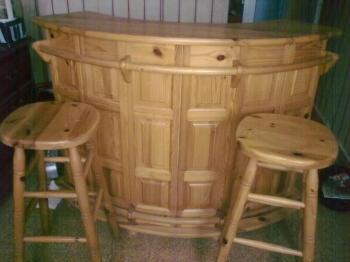 bar meuble a vendre