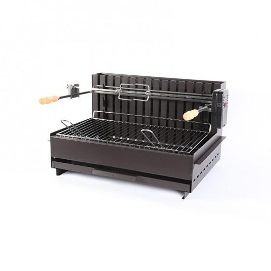 barbecue a poser charbon