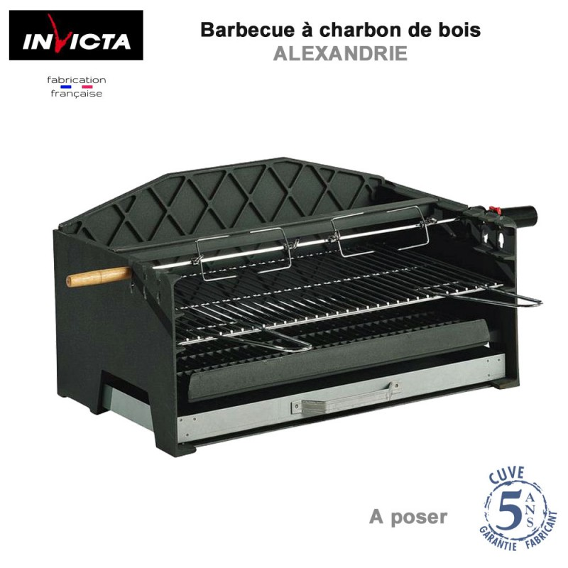 barbecue a poser fonte