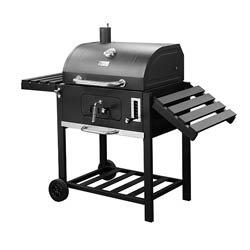 barbecue charbon bois