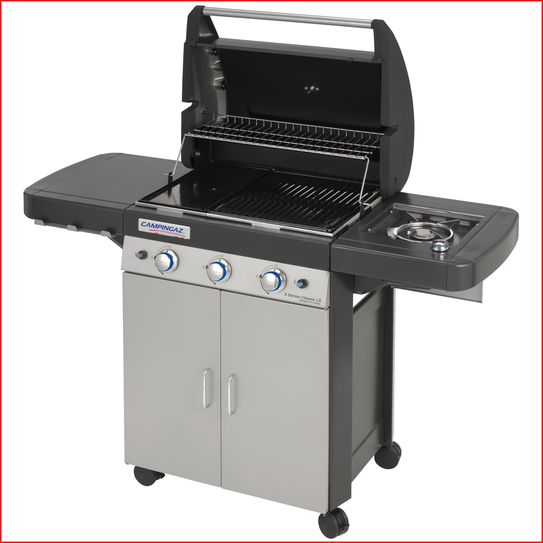 barbecue gaz avec plancha campingaz