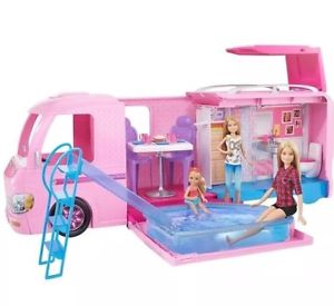 barbie caravane