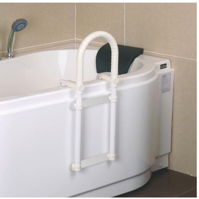 barre de baignoire