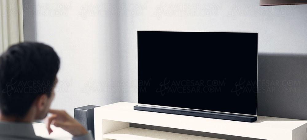 barre de son televiseur